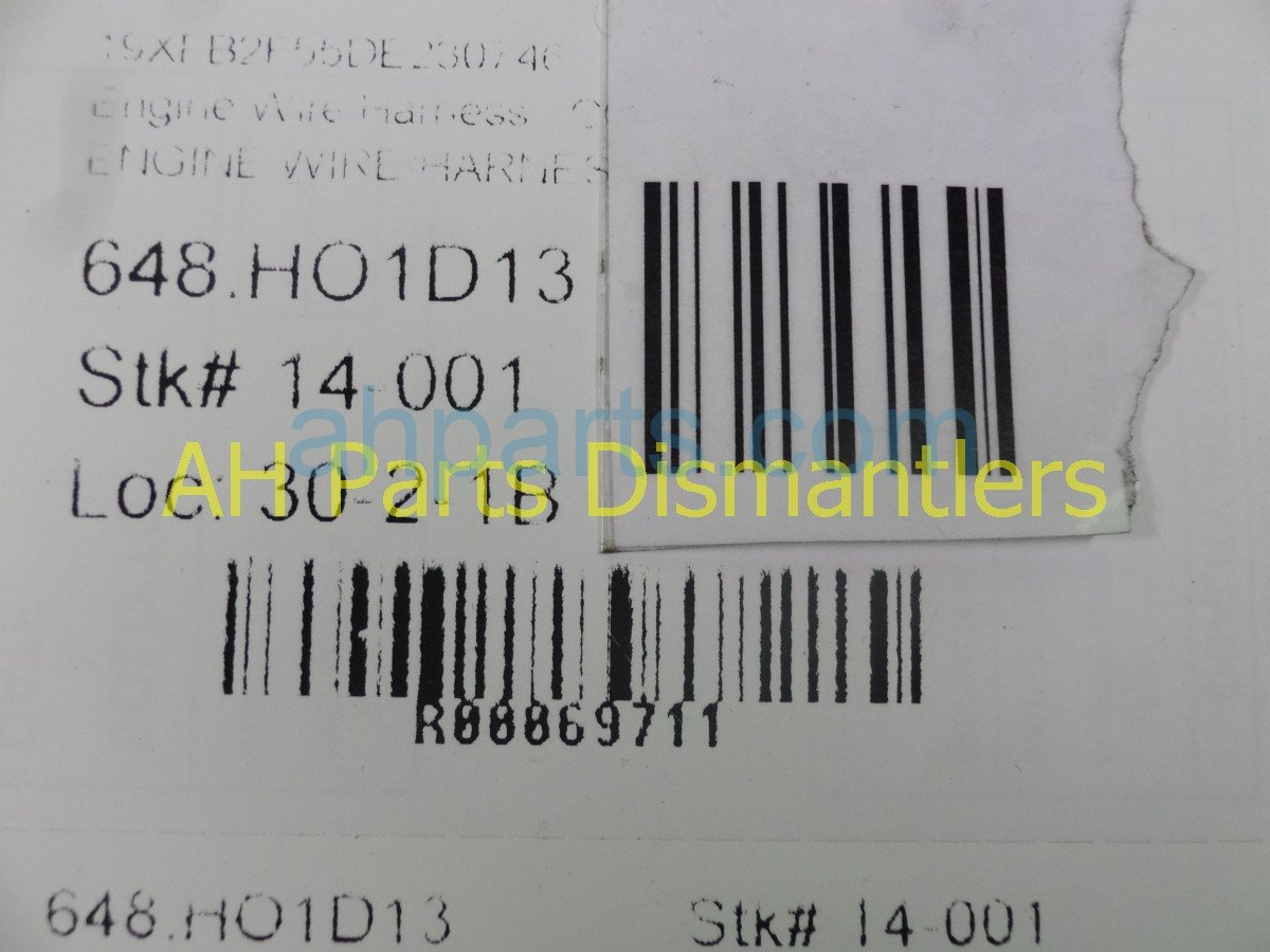 DSC09645?watermark=false buy $85 2013 honda civic engine wire harness 32110 r1a a53  at edmiracle.co