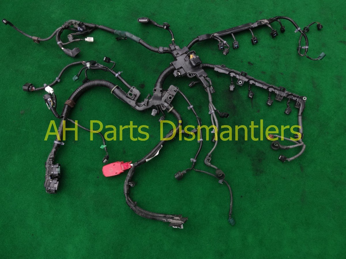 2013 Honda Civic ENGINE WIRE HARNESS 32110 R1A A53 32110R1AA53 Replacement