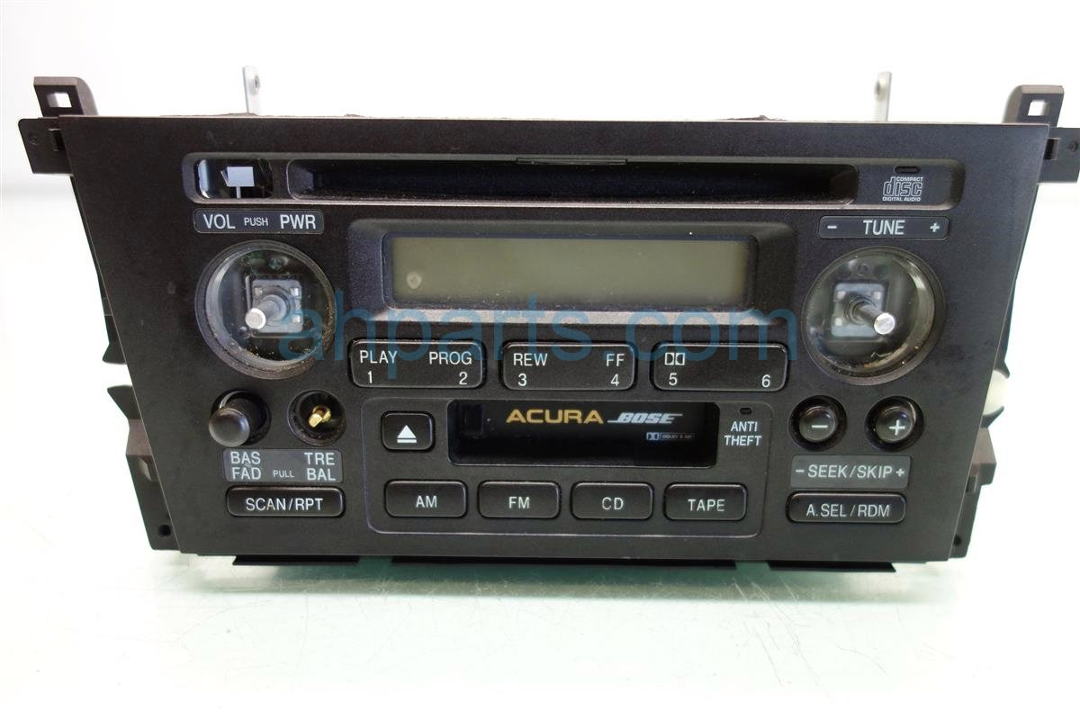 1999 Acura TL AM FM CD RADIO Replacement
