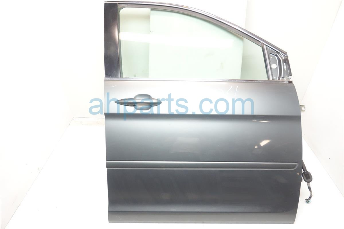 2007 Honda Odyssey Front passenger DOOR Gray complete no mirror 32752 SHJ A61 32752SHJA61 Replacement