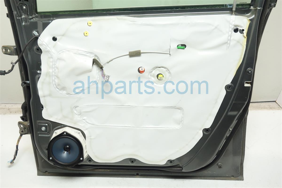 2007 Honda Odyssey Front Passenger Door, Gray, Complete No Mirror 32752 SHJ A61 Replacement