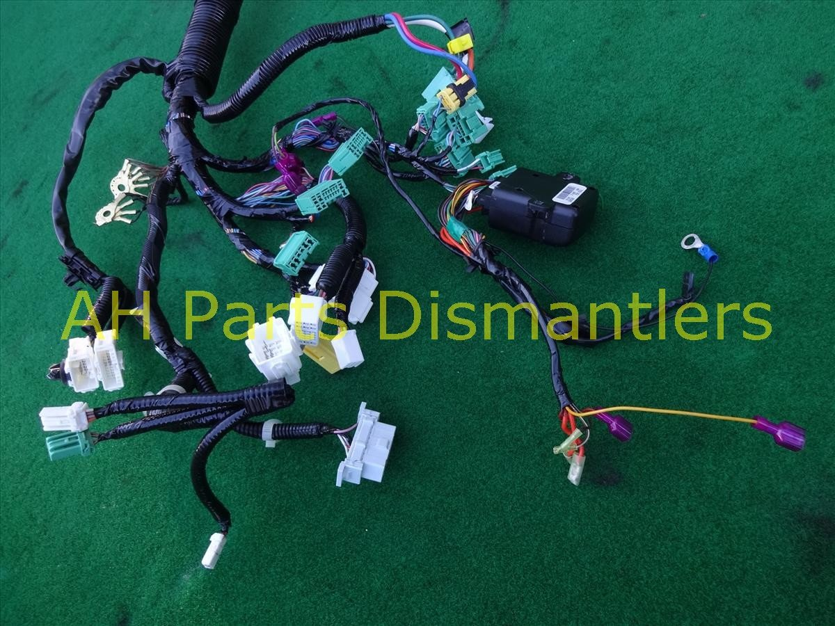 2013 Honda Accord INSTRUMENT HARNESS 32117 T2A A50 32117T2AA50 Replacement