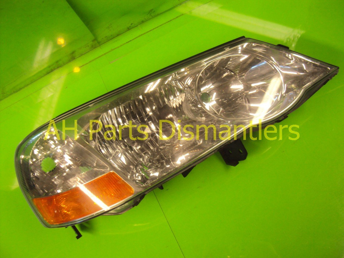 2003 Acura TL Lamp Front passenger HEADLIGHT small nicks Replacement