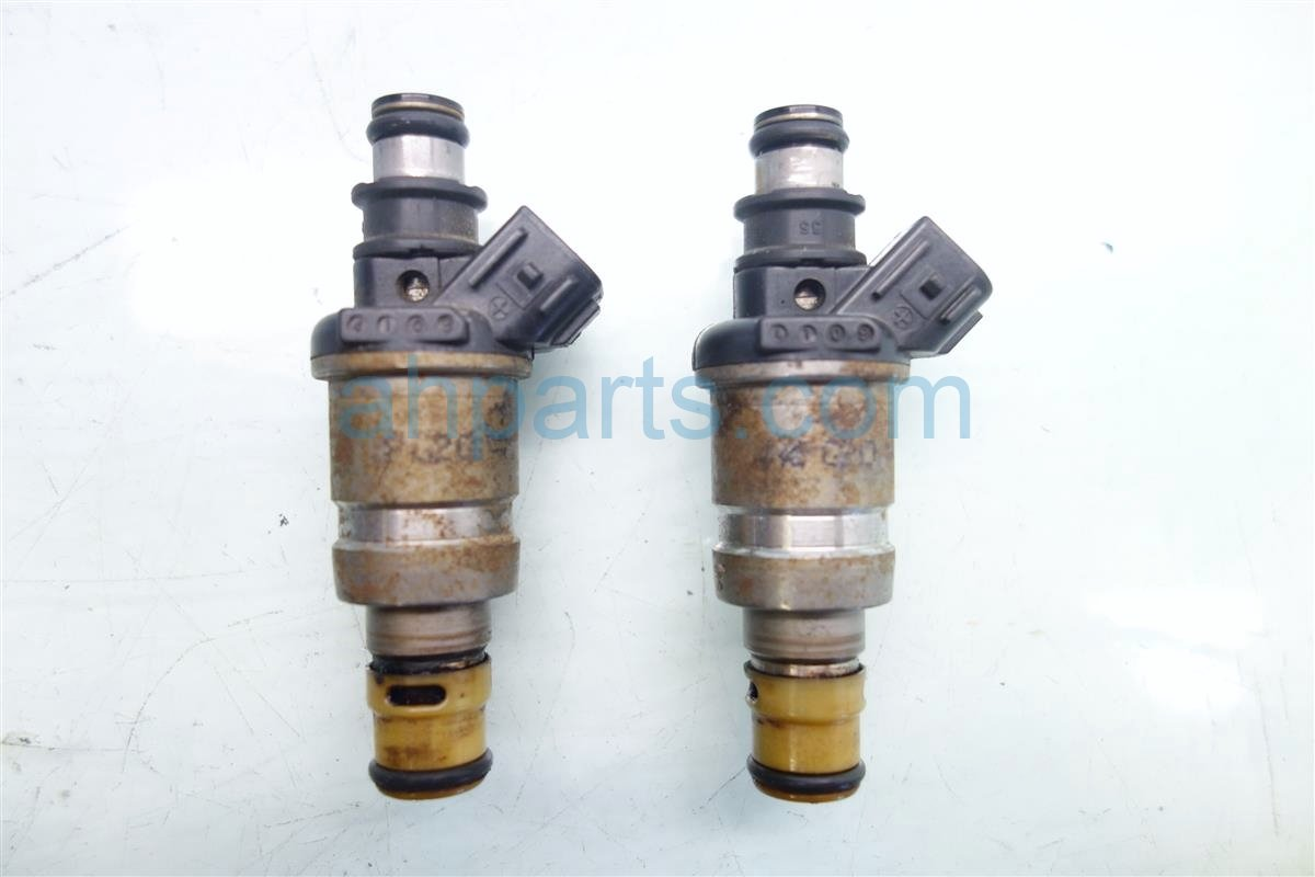 2000 Honda Civic FUEL INJECTOR Replacement
