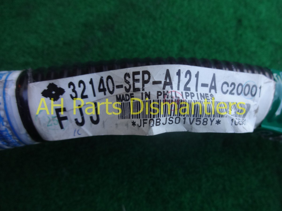 2006 Acura Tl Floor Wire Harness 32140