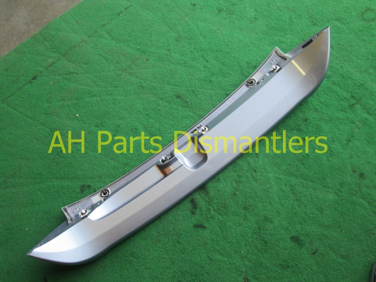 2011 Honda FIT Trunk Rear Spoiler / Wing L Blue 74900 TK6 A01YB Replacement
