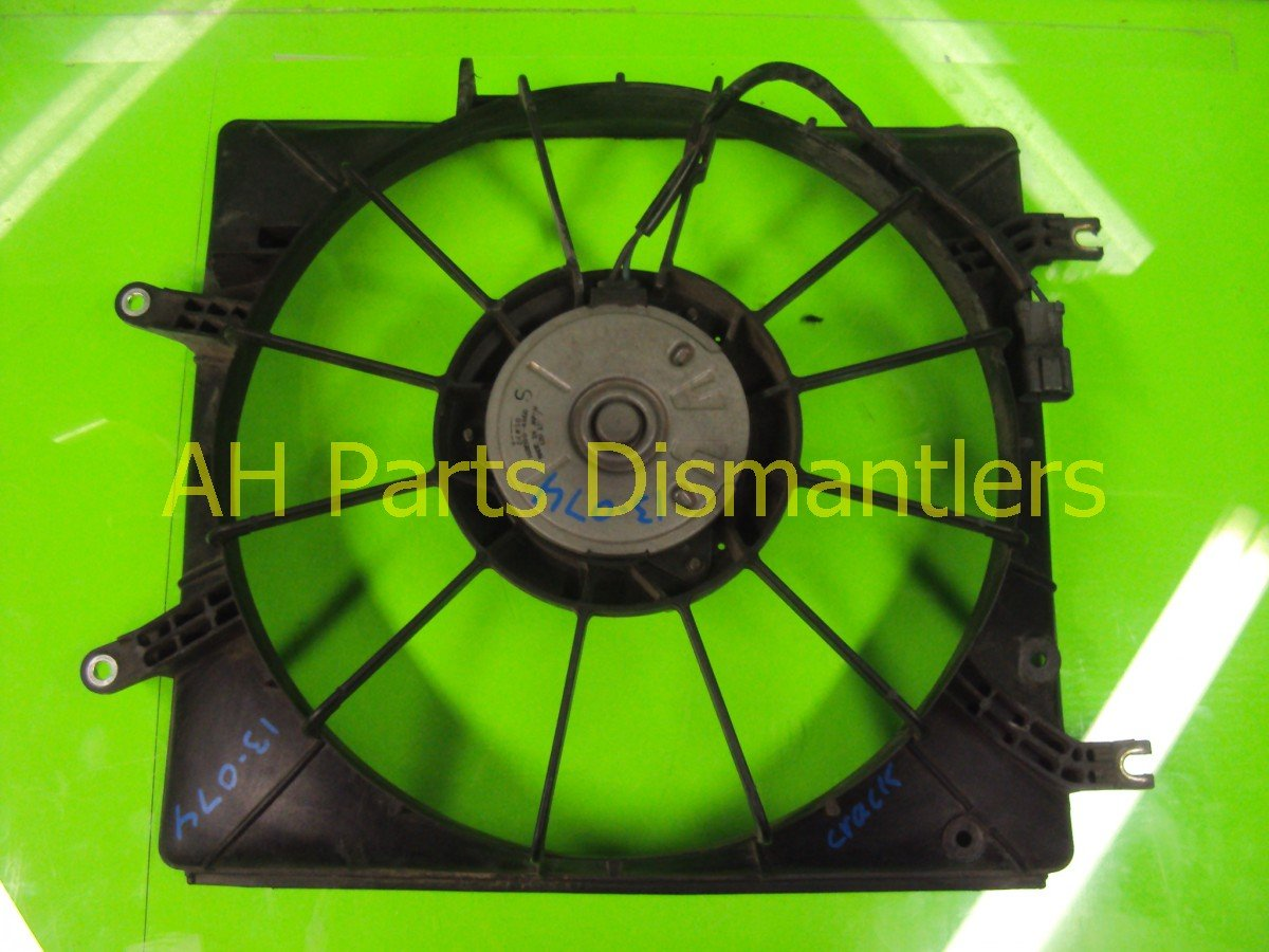 2006 Acura TL Cooling RAD FAN SHROUD ONLY CRACKED Replacement