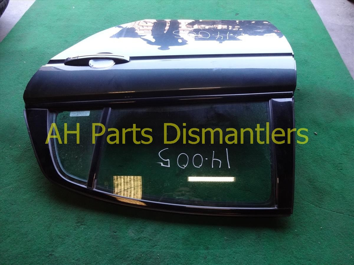 2004 Acura TL Complete Rear Driver Door   Green   Nice 32754 SEP A00 Replacement