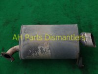 2001 Acura CL Driver EXHAUST MUFFLER 18035 S3M A10 18035S3MA10 Replacement