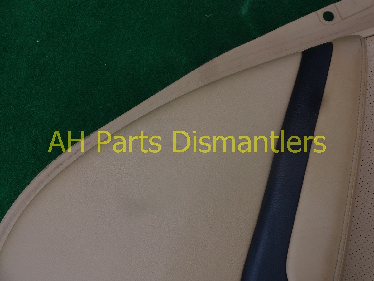 2004 Acura TL Rear driver DOOR PANEL TRIM LINER beige 83786 SEP A01Z 83786SEPA01Z Replacement