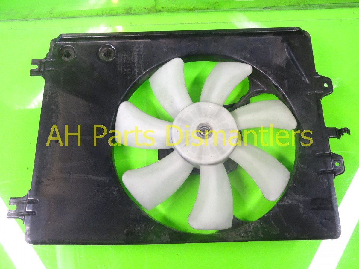 2007 Acura MDX Cooling AC CONDENSER FAN ASSEMBLY Replacement