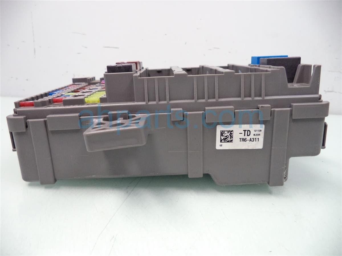 2013 Honda Civic DASH FUSE BOX 38200 TR0 A32 38200TR0A32 Replacement