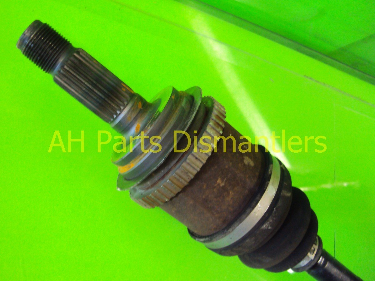 2000 Honda CR V Rear passenger AXLE SHAFT Replacement