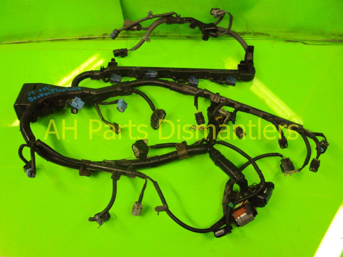 2009 Acura TSX ENGINE WIRE HARNESS MT 32110 RL5 A00 32110RL5A00 Replacement