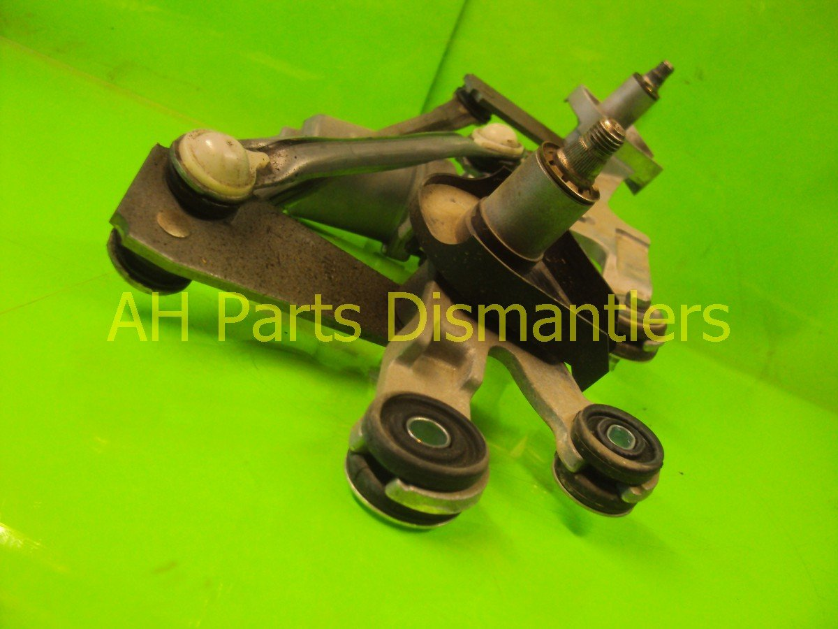2011 Honda FIT Front windshield arms WIPER MOTOR Replacement