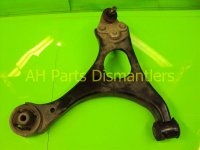 2009 Honda Civic Front passenger LOWER CONTROL ARM Replacement