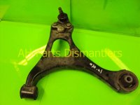 2009 Honda Civic Front driver LOWER CONTROL ARM Replacement