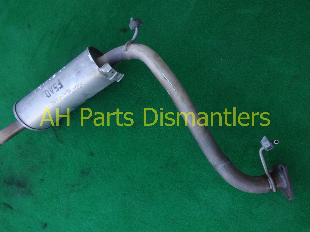 2011 Honda FIT EX PIPE B 18220 TK6 A01 18220TK6A01 Replacement