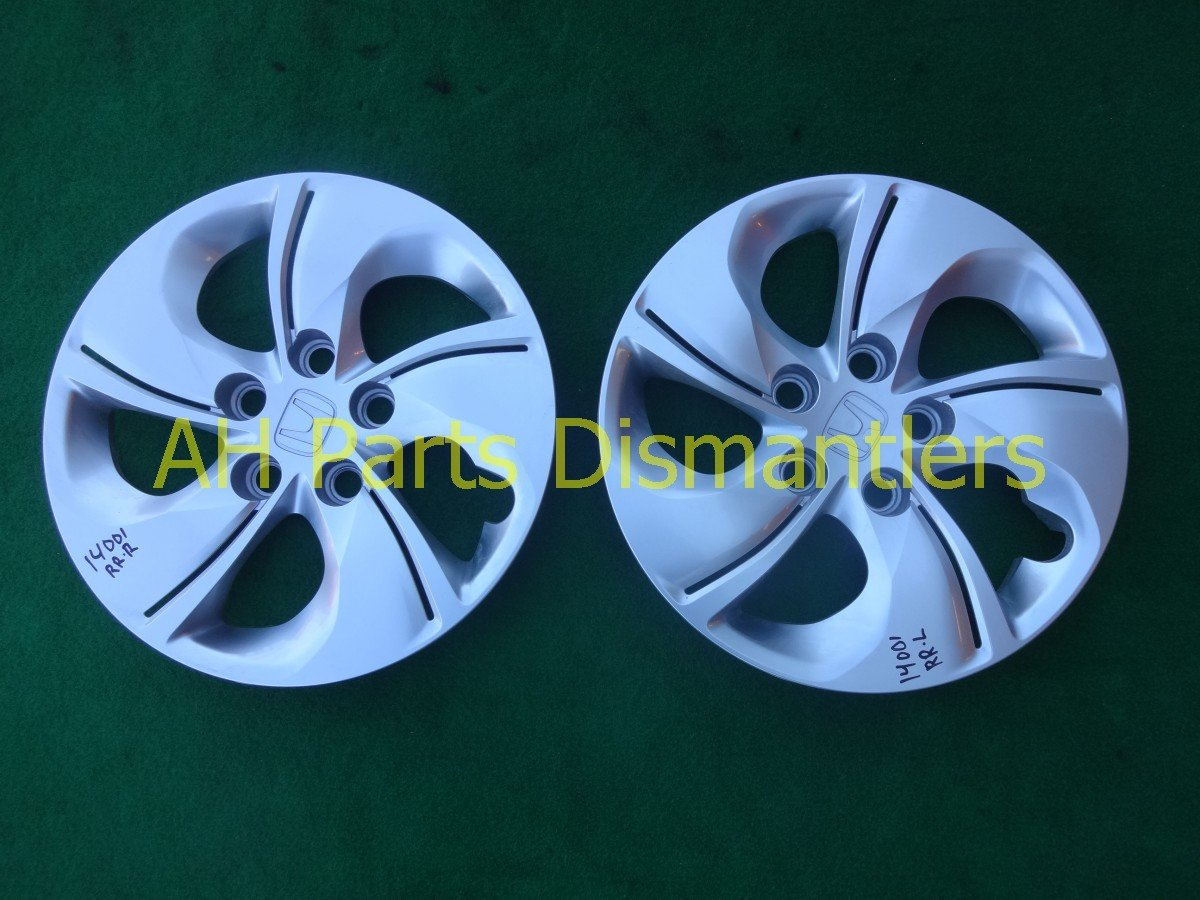 2013 Honda Civic HUBCAP SILVER Replacement