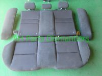 2011 Honda Civic Back 2nd row REAR SEATS ASSEMBLY black cloth 82121 SNE A41ZA 82121SNEA41ZA Replacement