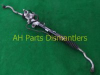 2011 Honda Civic Gear box POWER STEERING RACK AND PINION Replacement