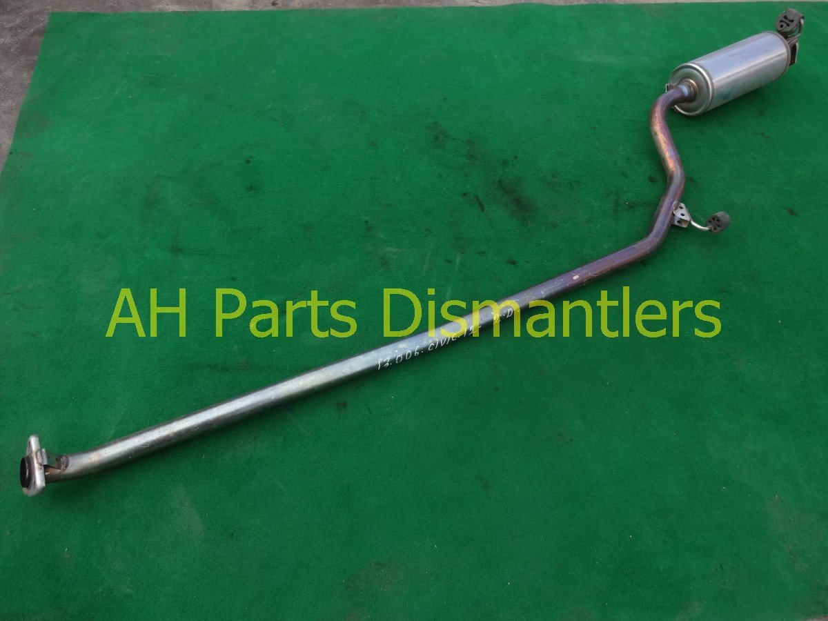 2012 Honda Civic EX PIPE B 18220 TS8 A02 18220TS8A02 Replacement