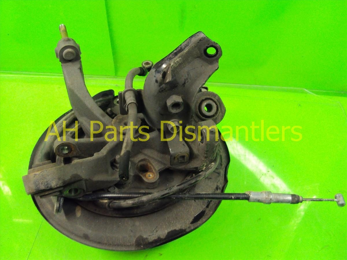 2004 Acura TL Axle stub Rear driver SPINDLE W KNUCKLE Replacement