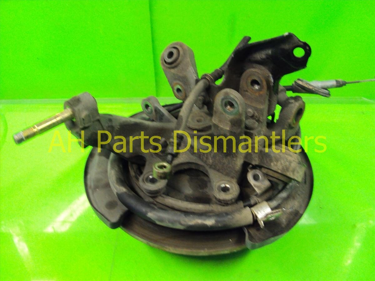 2004 Acura TL Axle stub Rear passenger SPINDLE W KNUCKLE Replacement