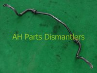 2010 Acura MDX Sway Rear Stabilizer Bar Replacement