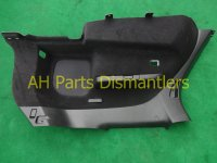 2007 Acura MDX Quarter Panel Passenger SIDE LINING BLACK 84630 STX A02ZA 84630STXA02ZA Replacement