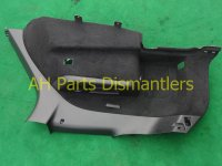 2007 Acura MDX Quarter Panel Driver SIDE LINING BLACK 84650 STX A02ZA 84650STXA02ZA Replacement