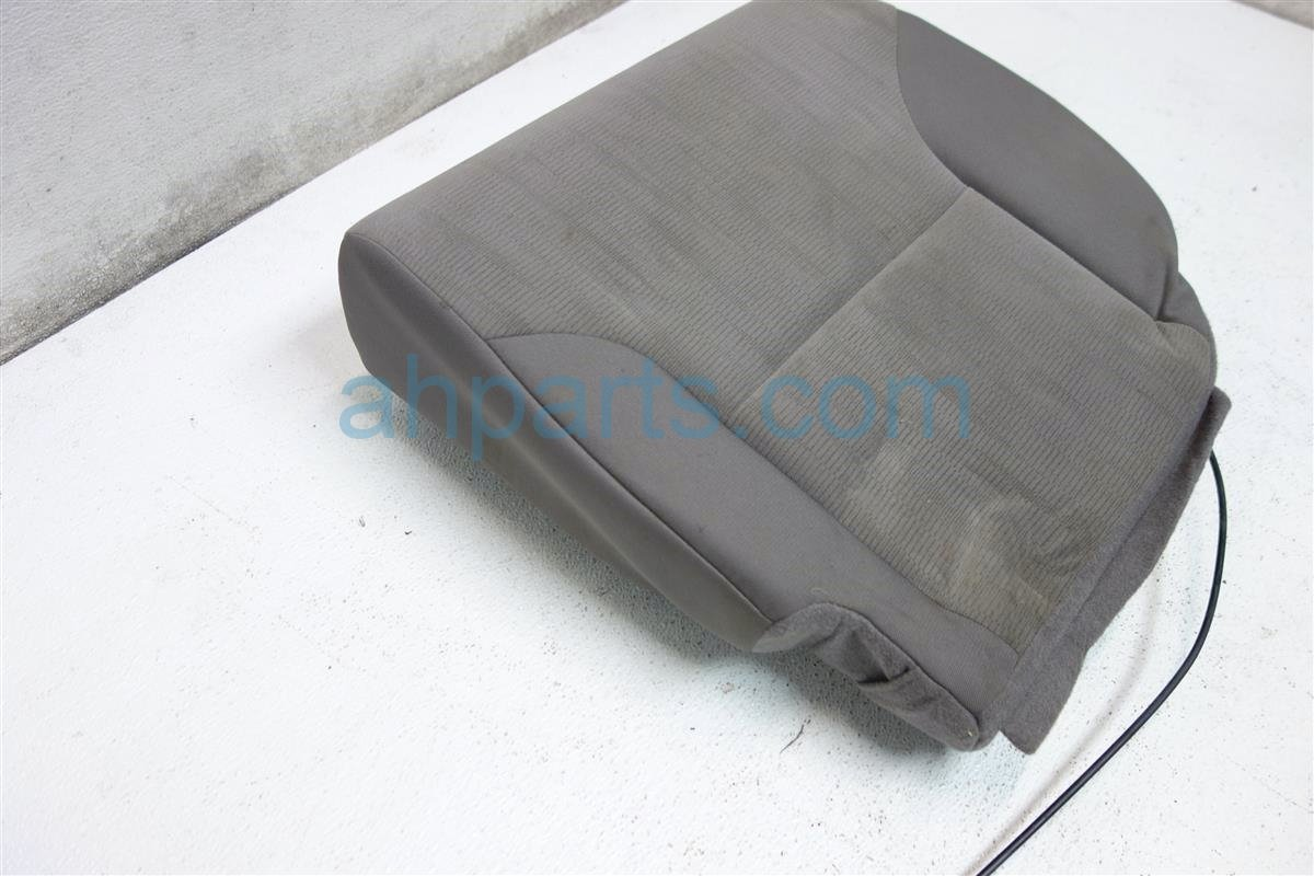2012 Honda CR V Back (2nd Row) Rear Passenger Lower Seat Gray Cloth 82131 T0A A01ZA Replacement
