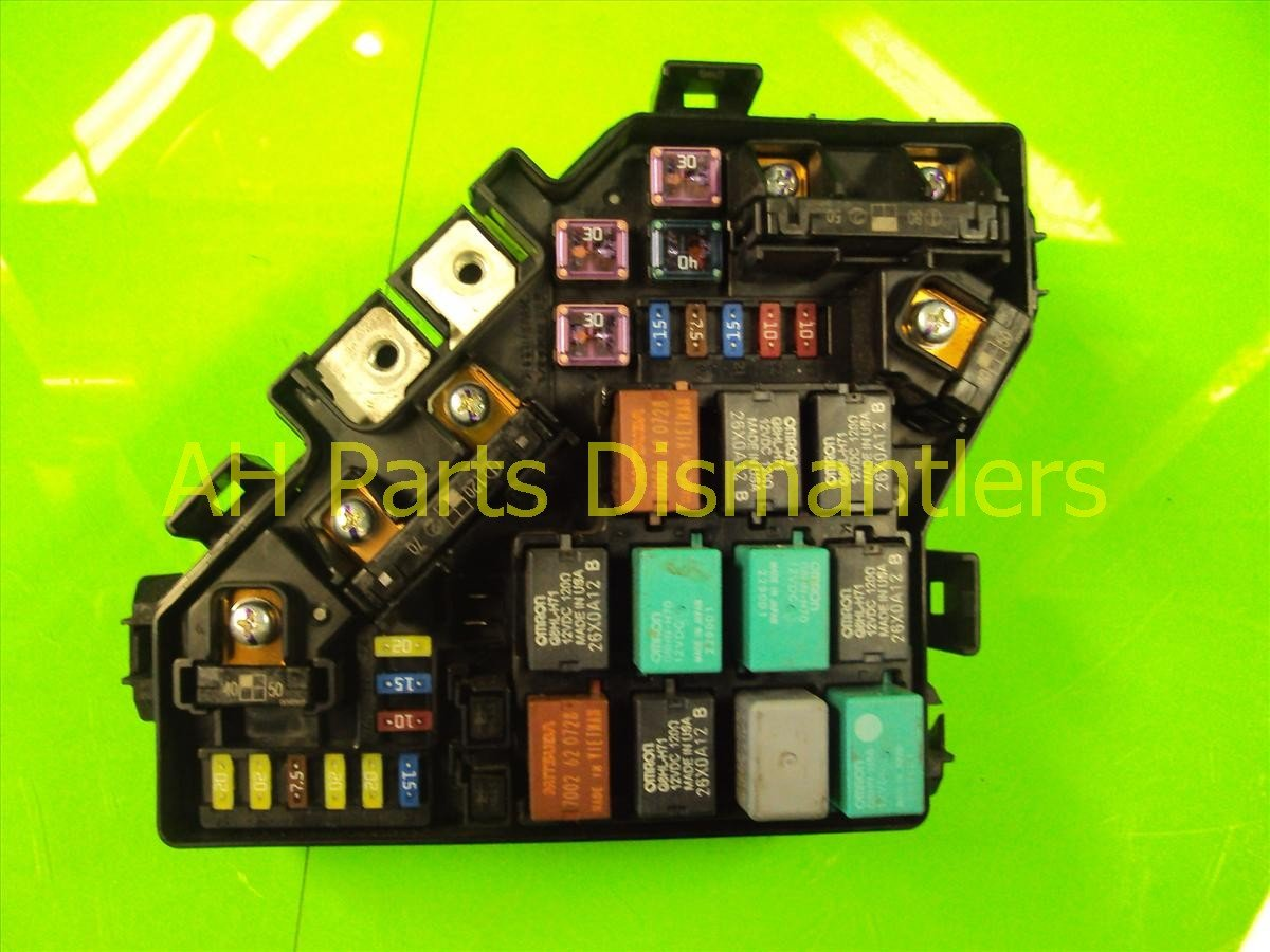 2011 honda pilot fuse box buy 2011 honda pilot engine fuse box no lid 38250-sza-d01 ...