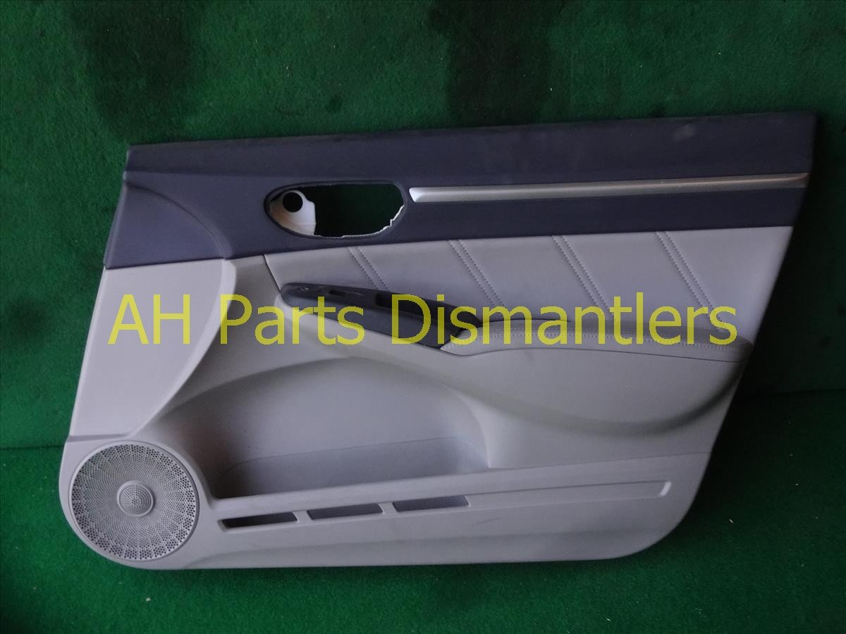 2010 Honda Civic Front passenger DOOR PANEL TRIM LINER hybrid 83503 SNA A43ZC 83503SNAA43ZC Replacement