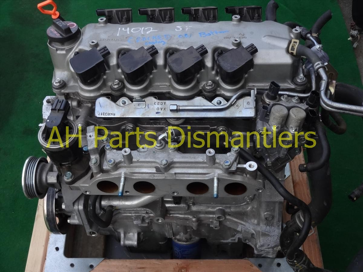 2010 Honda Civic MOTOR ENGINE MILES 20k WRNTY 6mo 10002 RMX A00 10002RMXA00 Replacement