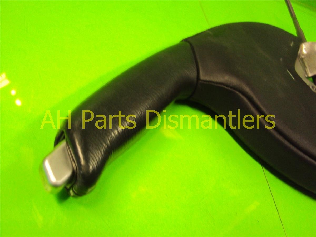 2004 Acura TL E BRAKE LEVER BLACK LEATHER Replacement