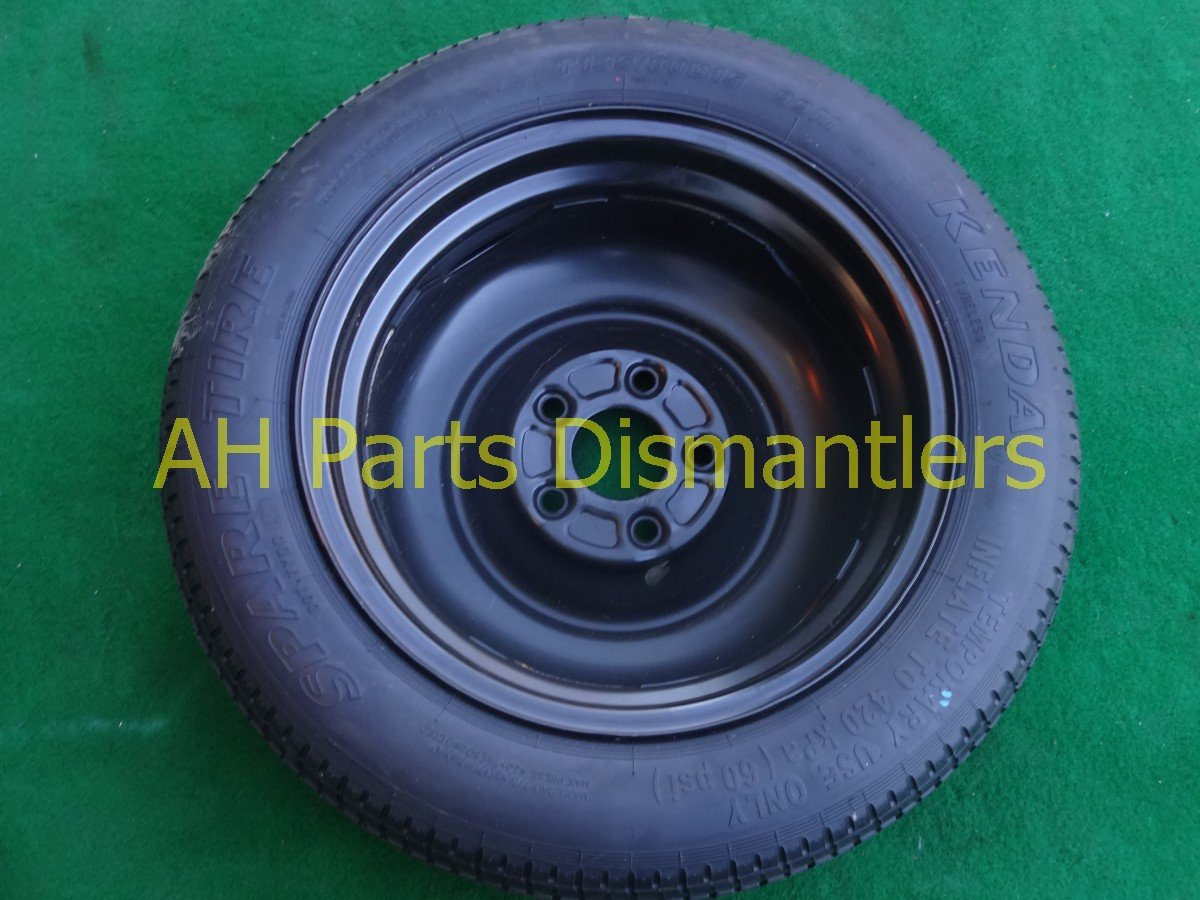 2012 Honda Civic Wheel SPARE RIM AND TIRE Replacement
