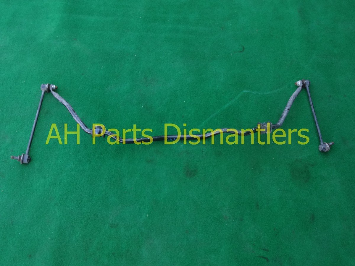 2012 Honda CR V Sway FRONT STABILIZER BAR Replacement