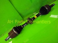 2004 Honda Civic Passenger AXLE SHAFT Replacement