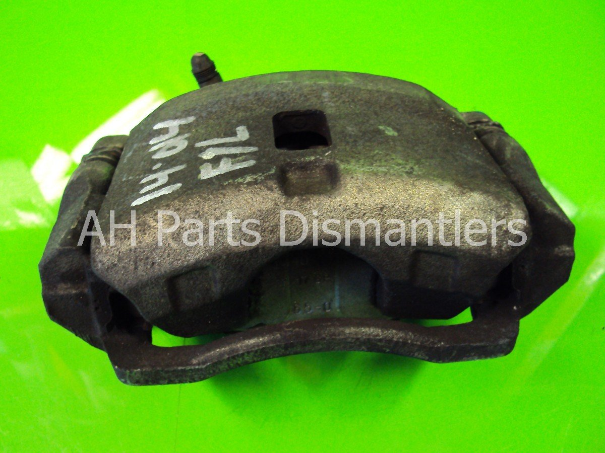 2004 Honda Civic Front driver BRAKE CALIPER Replacement