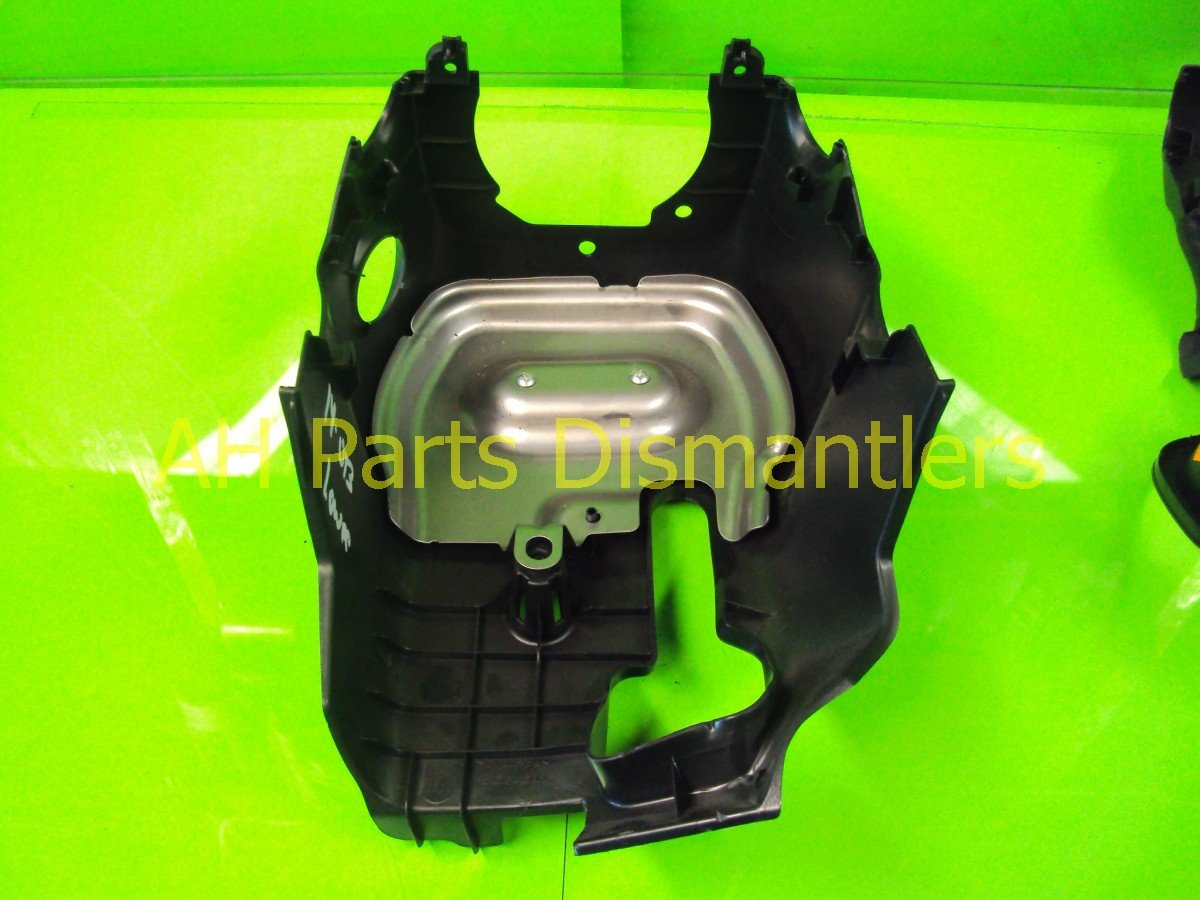 2012 Honda CR V IGNITION COVER W SPEEDO BEZEL BLK Replacement