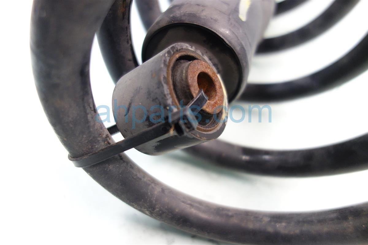 2003 Acura MDX Absorber Rear driver STRUT SHOCK SPRING Replacement