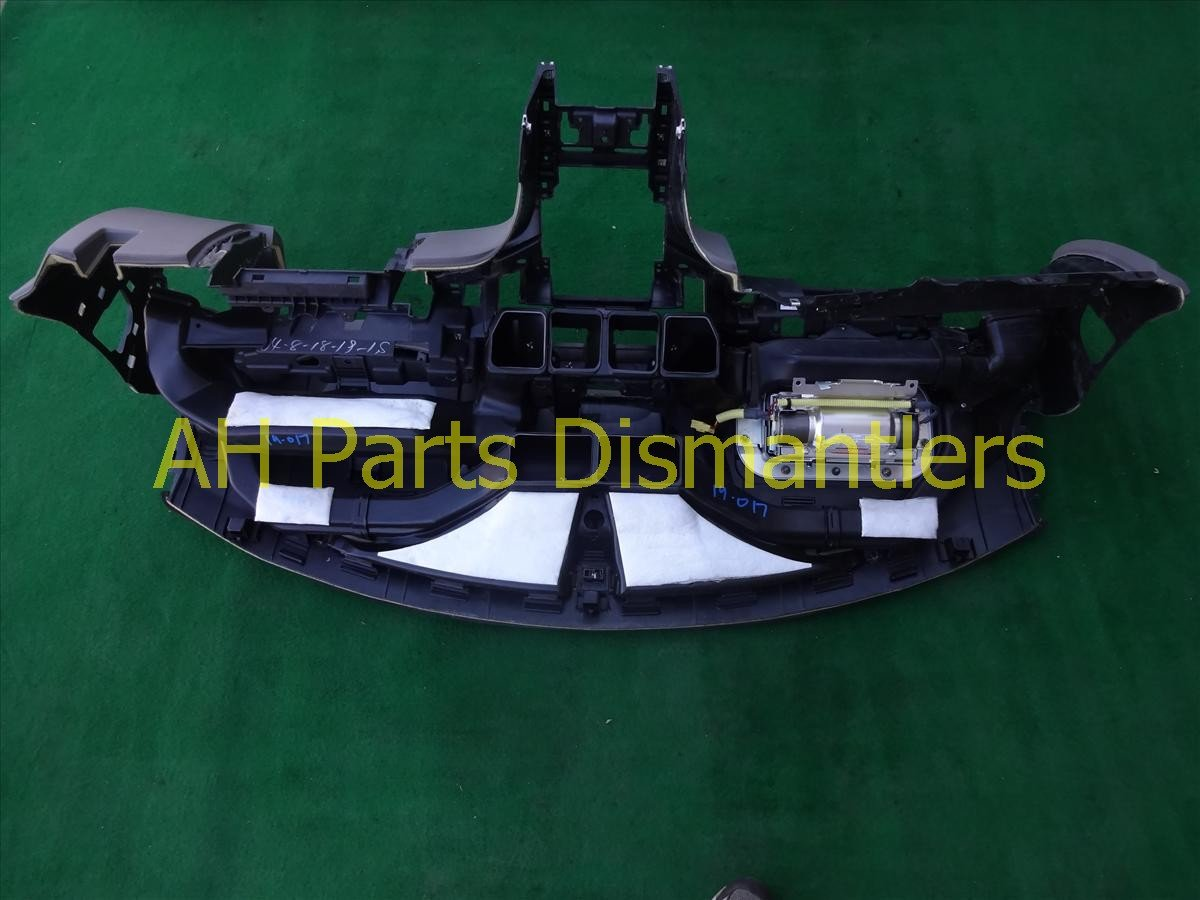 2005 Acura RL DASHBOARD WITH AIRBAG GRAY Replacement