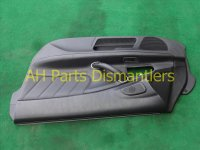 $75 Honda RH DOOR PANEL (TRIM LINER) Blk