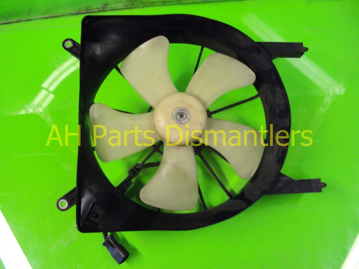 2005 Honda S2000 Cooling RADIATOR FAN ASSEMBLY Replacement