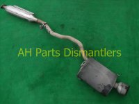 2005 Acura RL Driver Exhaust Muffler 18305 SJA A06 Replacement