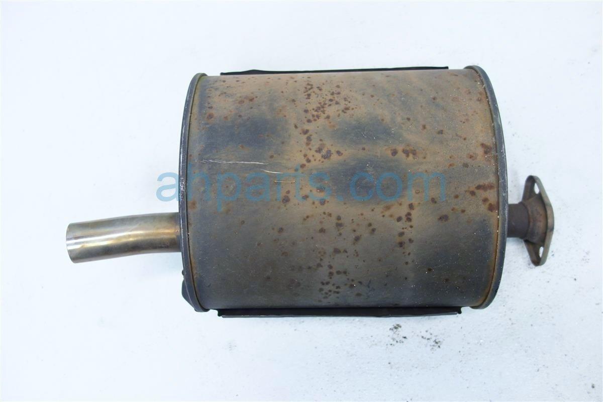 2000 Honda CR V EXHAUST MUFFLER 18030 S10 A00 18030S10A00 Replacement