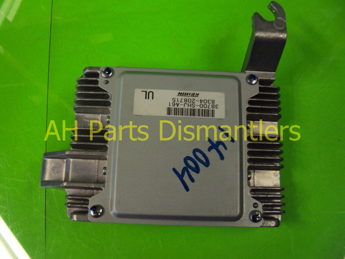 2007 Honda Odyssey Engine ECU Control module computer ACM UNIT 38700 SHJ A61 38700SHJA61 Replacement