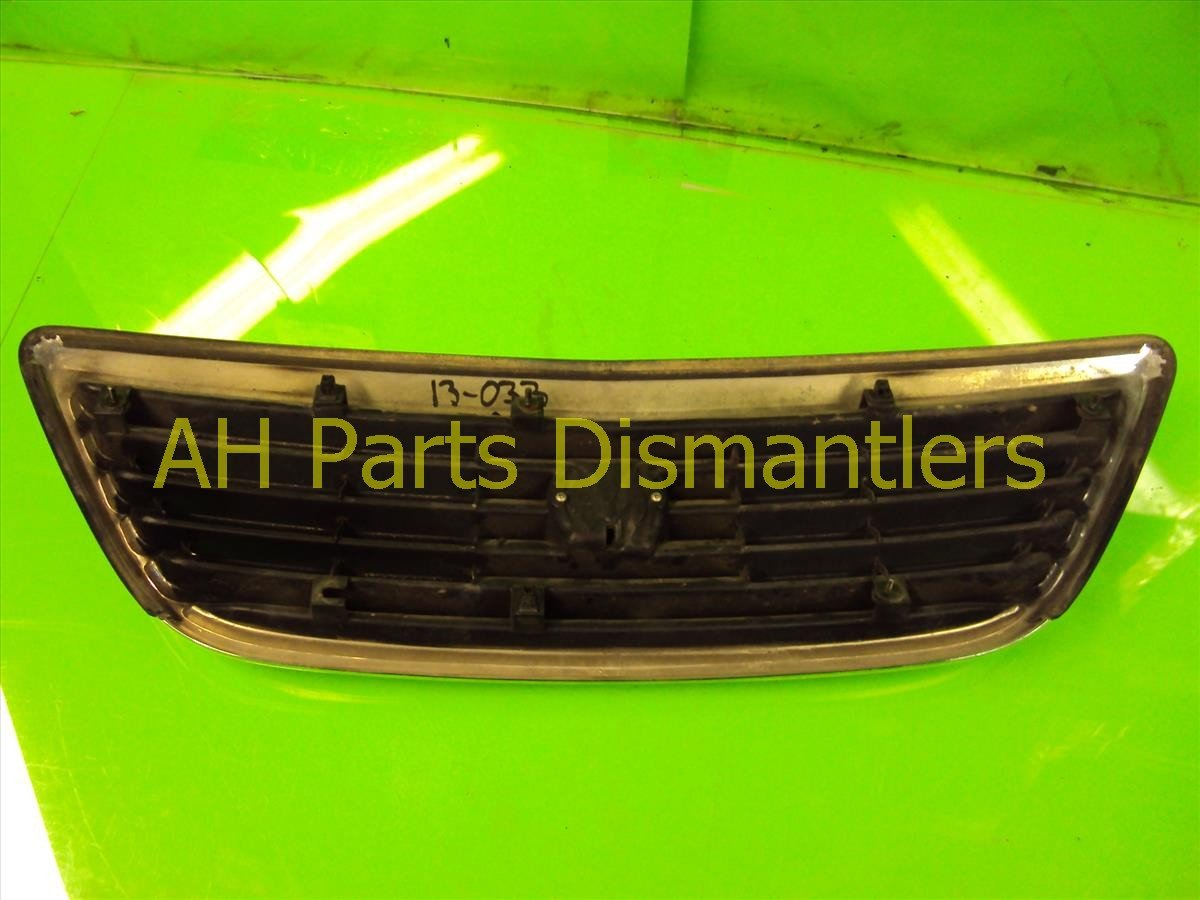 1998 Acura RL GRILLE CHROME HAS SMALL NICKS 75114 SZ3 003 75114SZ3003 Replacement
