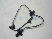 2012 Honda Civic Rear passenger ABS SENSOR 57470 TR3 A02 57470TR3A02 Replacement